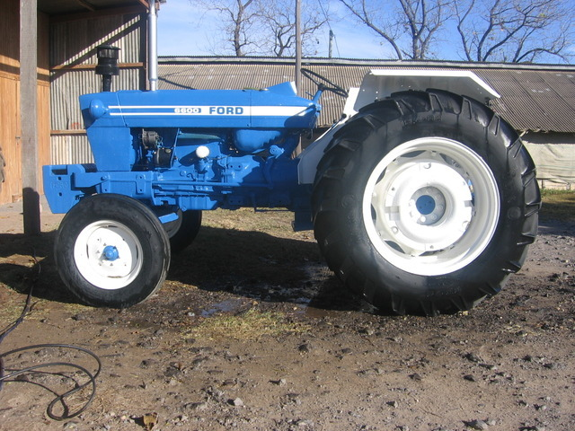 Ford 6600 Tractor : Ford engine for sale