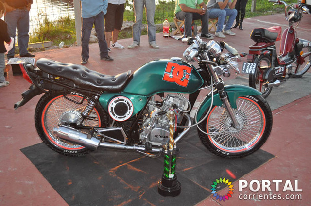 MONDIAL RD-125 TUNING - Motos / Scooters - Todo Argentina