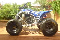 yamaha blaster 200 - Motos / Scooters - Misiones