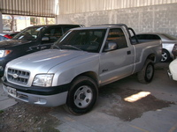 Chevrolet S 10 Cabina Simple 2005 - Camionetas / 4x4 - General Rodríguez