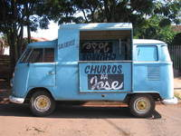 VENDO KOMBI DE CHURROS