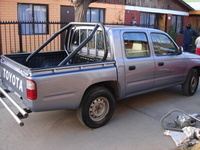 TOYOTA HILUX 2001 EXPECTACULAR