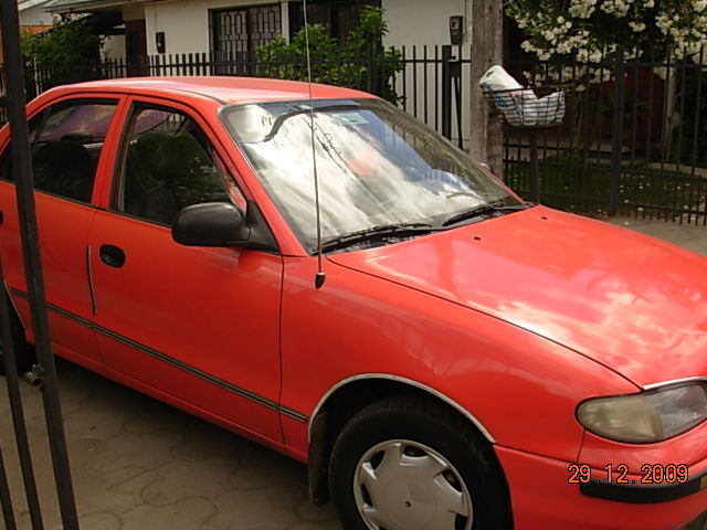 VENDO HYUNDAI ACCENT 1997 - Autos - Talca