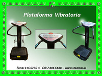 Plataformas Vibratorias crazy fit message - Deportes - Santiago