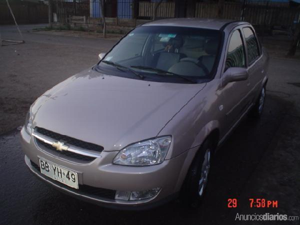 chevrolet  corsa plus - Autos - Todo Chile