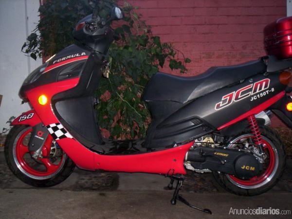 Moto scooter jincheng - Motos / Scooters - Talca