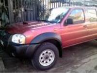 CAMIONETA  NISSAN TERRANO 4X4 DOBLE CABINA 2009 - Camiones / Industriales - Angol