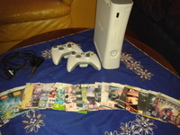 Vendo Xbox 360 CONVERSABLE