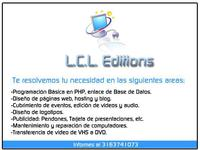 L.C.L. Editions - Internet / Multimedia - Bolivar