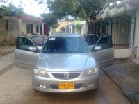 vendo mazda allegro sedan 2002 - Carros - Magdalena