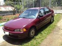 VENDO HONDA CIVIC 92 - Autos - Palmares