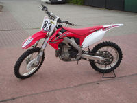Honda CRF 450 - Motos / Scooters - Santo Domingo