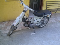 vendo mi motor - Motos / Scooters - Santo Domingo