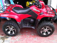 Atv, Quad, 4wheel - suzuki