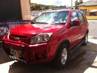 Se vende ford ecosport 2.0 año 2009 - Autos - Quito