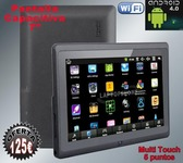 "Tablet PC 7"" capacitiva multi touch android 4.0 nueva - Ordenadores / Informática - Málaga"