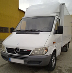 Vendo Furgoneta Mercedes Benz Sprinter 311 CDI en perfecto estado - Camionetas - Madrid
