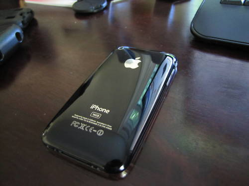 VENTA DE IPHONE 3GS 16GB  EN COMAYAGUA HONDURAS