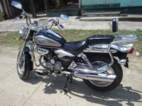 VENDO MOTOCICLETA RENEGADA SHINERAY CRUISER-200 - Motos / Scooters - Todo Honduras