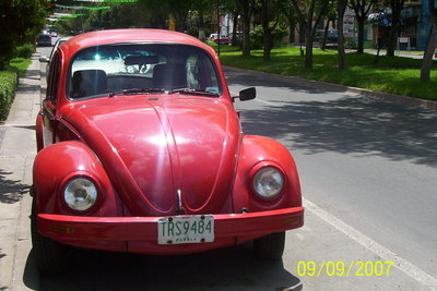 VENDO VOCHO SEDAN 1993 - Carros - Tampico