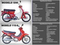MOTOS Y MOTORCYCLES - Motos / Scooters - Ayapango