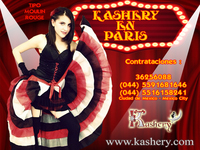 "CAN CAN SHOW KASHERY IN PARIS TIPO ""MOULIN  ROUGE"" KASHERY - Servicio de Fiestas - Distrito Federal"