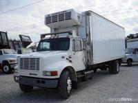 2001 INTERNATIONAL 4900 Stock#R2763 Debary Truck Sales