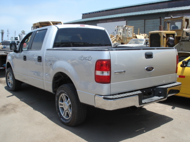 VENDO CAMIONETA PICK UP FORD F-150 2008 - Terrenos - Todo Perú