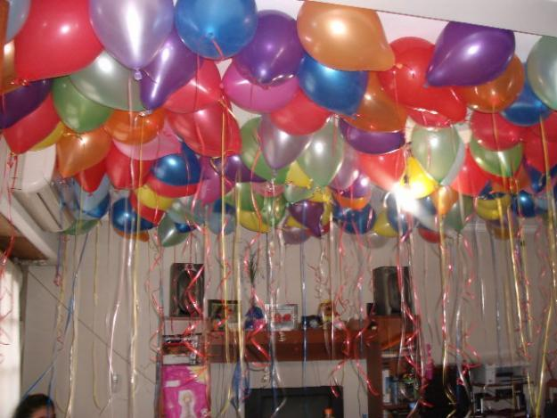Related to decoracion de globos para fiesta bautizo globos - Globos de decoracion ...