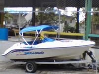 VENDO JET BOAT SEA DOO SPORTSTER - Barcos / Botes / Yates - Lajas