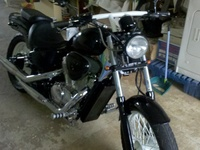 vendo motora honda shadow 600 - Motos - Barceloneta