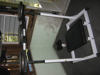 Vertical Leg Press - Deportes - Cabo Rojo