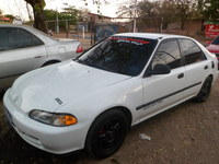 VENDO HONDA CIVIC DX 1993 SEDAN  - Autos - La Unión