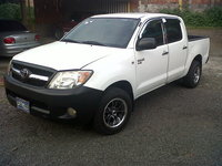 pick up toyota hilux 2008 - Autos - Ilobasco