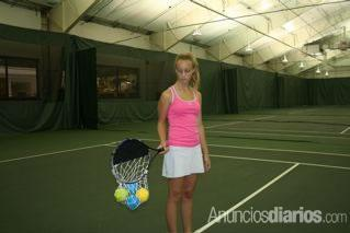 Do you play Tennis like the Pros? - Deportes - Todo Estados Unidos