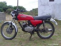 kh100 12mil pesos - Motos / Scooters - Montevideo